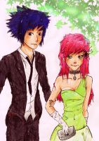 Prom +under the trees+ by LaserLux