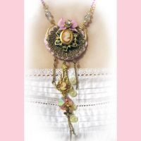 Baroque Necklace 1 by asunder