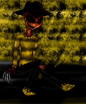 Golden Freddy by Fun-Time-Is-Party