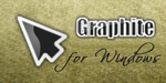 Graphite cursors preview by teft