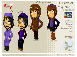 Saint Pierre and Miquelon Ref Sheet by poi-rozen