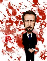 Hans Gruber by face-in-the-sky