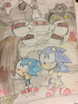 Sonic Forces by Gotta-Fale