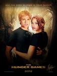 The Hunger Games Poster by Nikola94