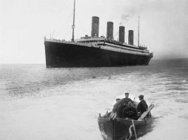 Rms Olympic by 121199