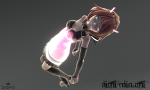 [MMD Newcomer] Aimi MMD Model Download by TheNamelessHolocaust