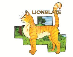 24. Lionblaze by CaptainMorwen