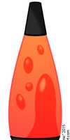 Lava Lamp by LordDominic