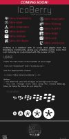 IcoBerry WebFont Icon Pack by quen-quen