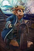 Pirate dreamfinder By Sharkie19 by Dream-finder