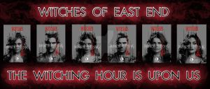 Witches Of East End Season 2 Project :) by TaintedVampire