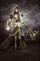 Sister Benedron T5 World of warcraft Cosplay by kenika