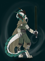 Check out mah magical staff by ProMenthefus