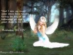 Revelation 20:1 by Tris-Marie
