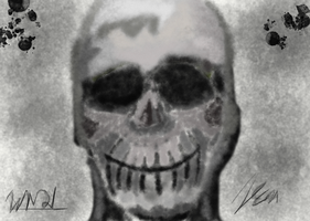MY SKULL by JECSTER21