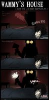 Death Note Creepypasta - Pt. 2 by Charlockle