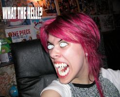 WHAT THE HELL by alinka