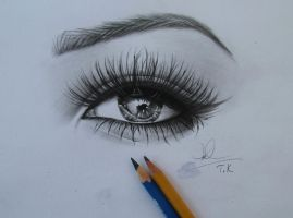 drawing eye by Thanh-KaMi