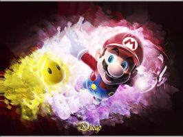 mario by unknownknite