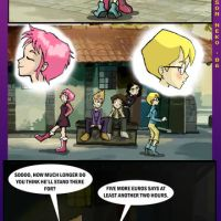 Code Lyoko: Season 2 FARCES by Son-Neko