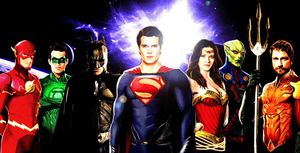 Justice League of America:Movie by kyomusha