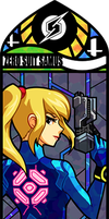 Smash Bros - Zero Suit Samus by Quas-quas