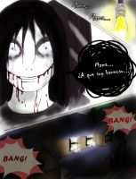Blood and Darkness Comic - 1 by YohansDark