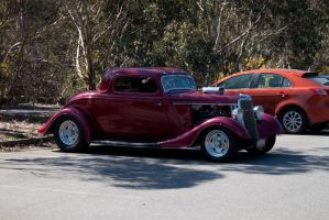 Hot Rod Stock by CNStock