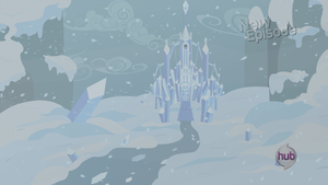 The frozen heart - Castle Scene by Assiel