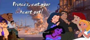 Even the Disney Girls Want Him by silverypavement
