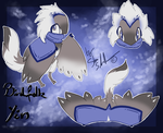 Yin the Birdfolk - refsheet by StanHoneyThief