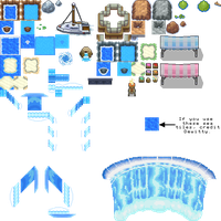 Pokemon Gaia Project Tileset 2 by zetavares852