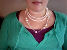 Pearl Necklace by Toast-Crumb