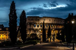 Roma, Colosseo by VonKreutz