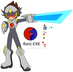 Raid.EXE (new) by ShiroShitoro