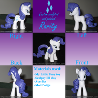 Custom Rarity 2.0 by AleximusPrime