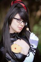 Bayonetta lollipop by lucioleeteinte