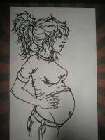 baby mama by madame-mollie