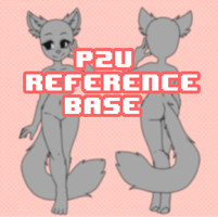 {P2U} Female Reference Base by heartXsurgery