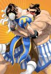 Chun Li Vs Honda by UnknownTico