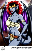 Demona by Mythical-Mommy