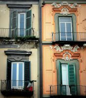 Italian Windows by stefanpriscu