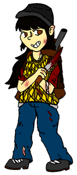 totally able to slice some zombies by Suqardaddy