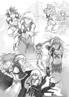 KH: Play and sketch part 1 by Anyarr