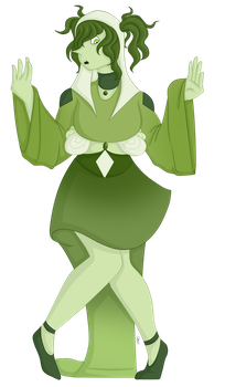 Nephrite by The-Silent-Monster