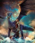 Train Your Dragon by pono4evnaya
