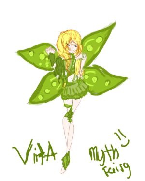 Vita  -Winx OC-Look version I.