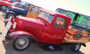 Custom Ford Stakebed by StallionDesigns