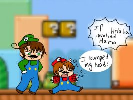 If Hetalia involved Mario... by Ask-Lil-Bro-Trio