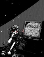 the strange TV by Aujerji